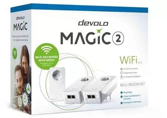Estreia mundial na IFA2018: devolo Magic combina Mesh-WiFi com Powerline para velocidades até 2.400 Mbps 1