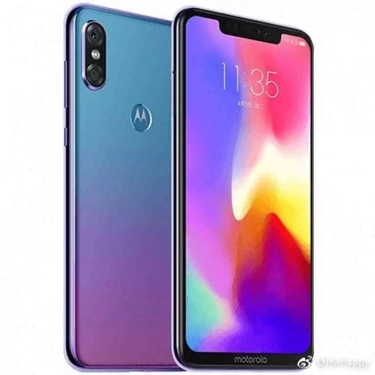Motorola P30 revelado com especificações no site oficial na China 1