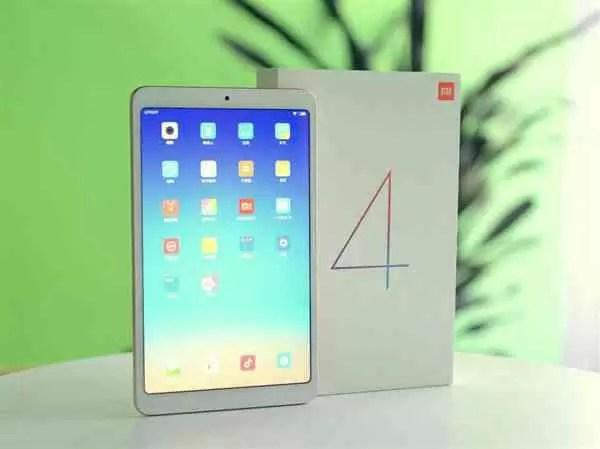 O Xiaomi Mi Pad 4 ganha suporte de IA graças a uma nova actualização 1