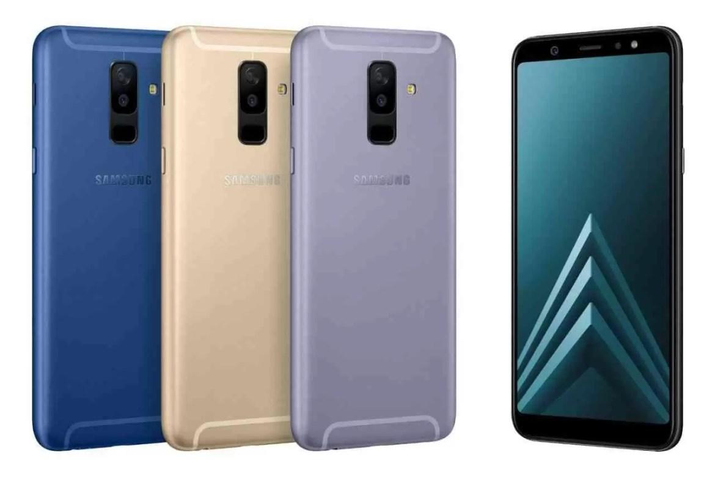 Samsung Galaxy A6 And Galaxy A6 Plus Androidgeek.jpg