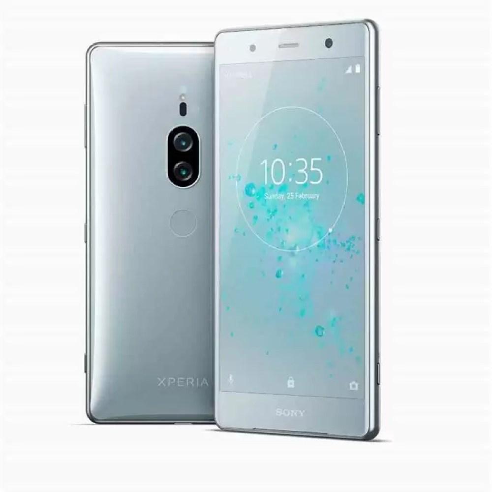 Sony-Xperia-XZ2-Premium-Chrome-Silver