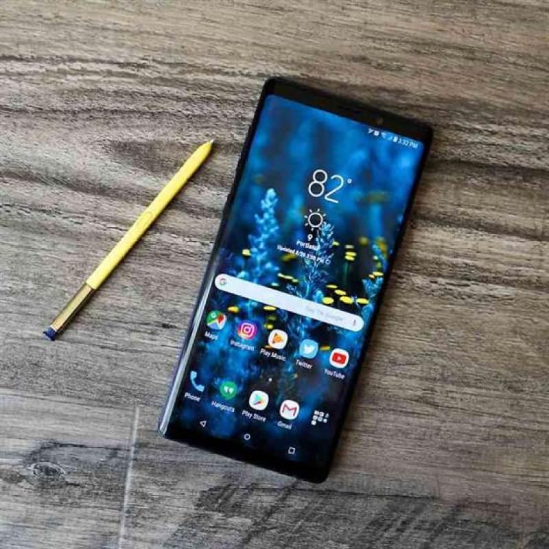 Análise Samsung Galaxy Note 9 - em equipa que ganha não se mexe (muito) 2