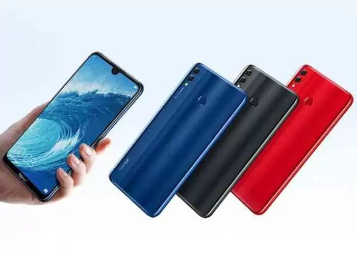 Honor móvel 5G em 2019