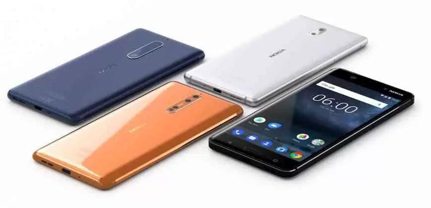HMD anuncia que o bootloader do Nokia 8 já pode ser desbloqueado 1