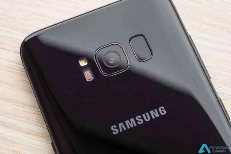 Samsung Galaxy S8 e S8 + recebem o Android Pie beta 2 1