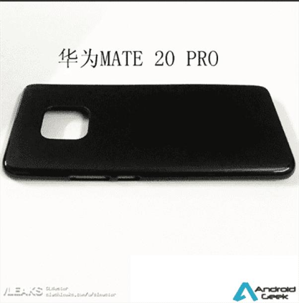 Capas Huawei Mate 20 e Mate 20 Pro confirmam ausência de jack de 3,5 mm e muito mais 1