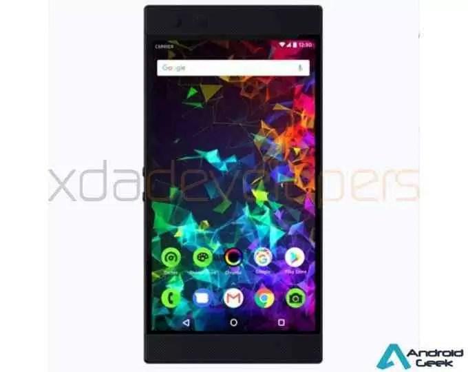 Especificações Razer Phone 2 podem decepcionar 2