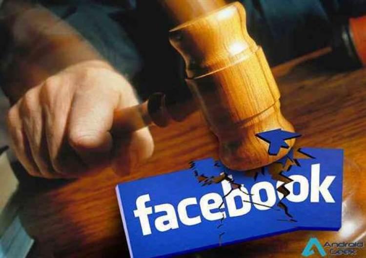 Facebook é processado por empresa russa por ter apagado uma conta 1