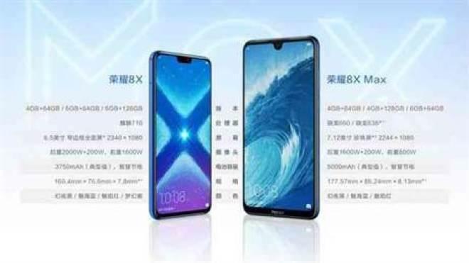 Honor 8X, todas as informações, características e preços 2