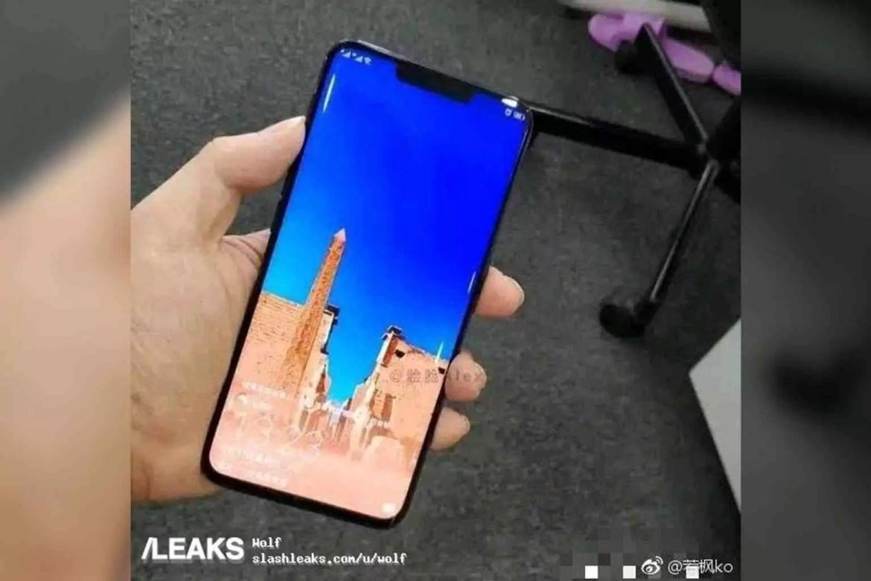 Huawei Mate 20 Pro aparece em mais uma foto bastante reveladora image