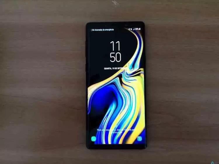 Análise Samsung Galaxy Note 9 - em equipa que ganha não se mexe (muito) 3