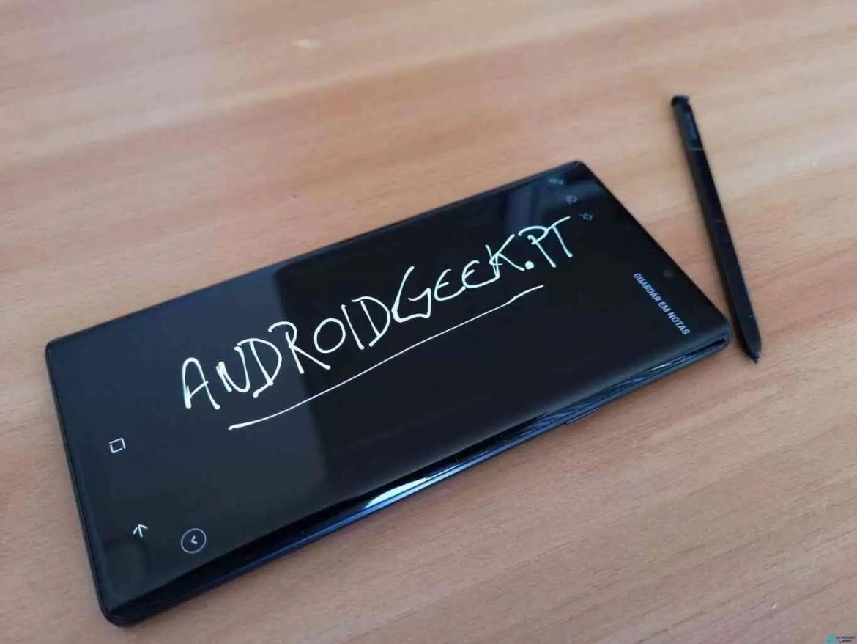 Análise Samsung Galaxy Note 9 - em equipa que ganha não se mexe (muito) 20