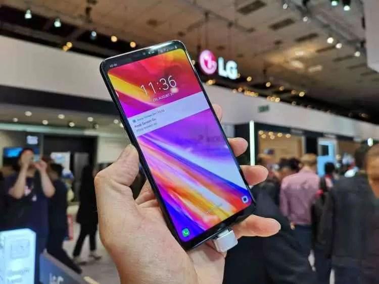 LG G7 Fit: o mais novo (e mais barato) da LG não se destaca por si mesmo image