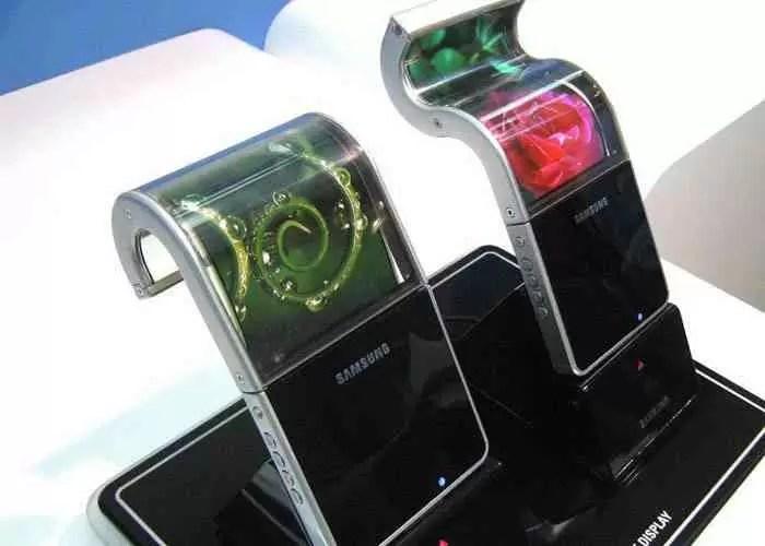 o ecrã dobrável Samsung Galaxy não terá proteção