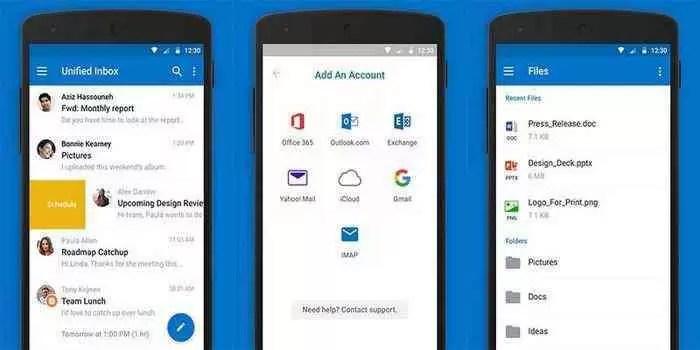As 6 melhores aplicações de e-mail para usar agora que o Google encerrou o Inbox 1
