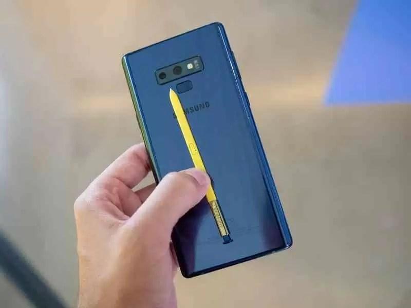 Análise Samsung Galaxy Note 9 - em equipa que ganha não se mexe (muito) 1