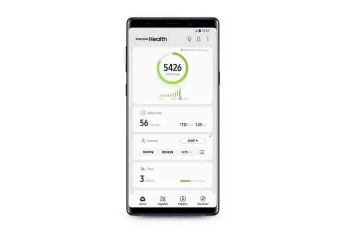 Samsung Health actualizado com novos recursos, interface do utilizador e melhor personalização 2