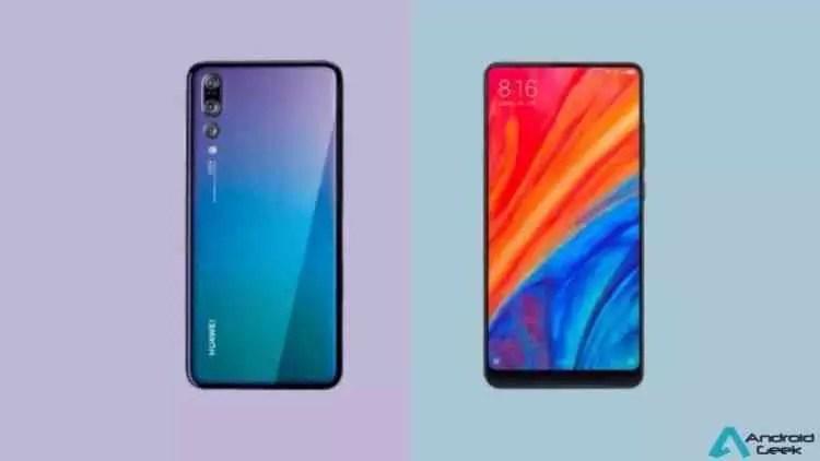 Xiaomi e a Huawei estão a matar o mercado de smartphones? 1