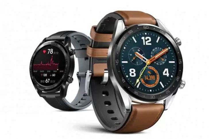 Huawei Watch GT oficialmente apresentado e é impressionante 1