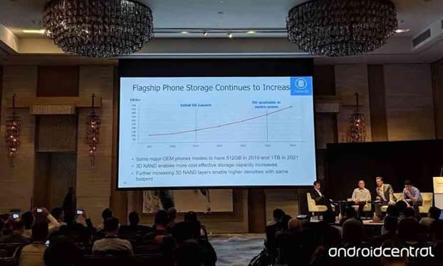 Samsung promete memória UFS 3.0 no próximo ano e LPDDR5 em 2020 2