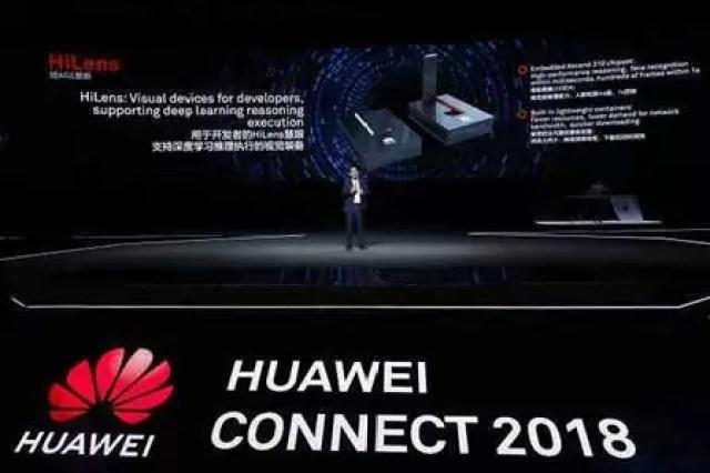 Huawei lança plataforma de desenvolvimento de IA com ciclo de vida mais rápido 2