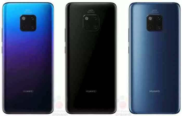 Huawei Mate 20. Na véspera da apresentação oficial aqui está tudo o que sabemos 3