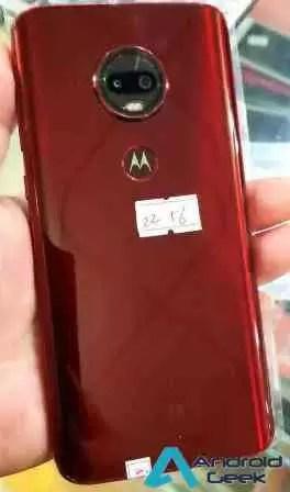 Alegado Moto G7 mostra as suas especificações e que a Motorola pode apostar em ecrãs Grandes! 2