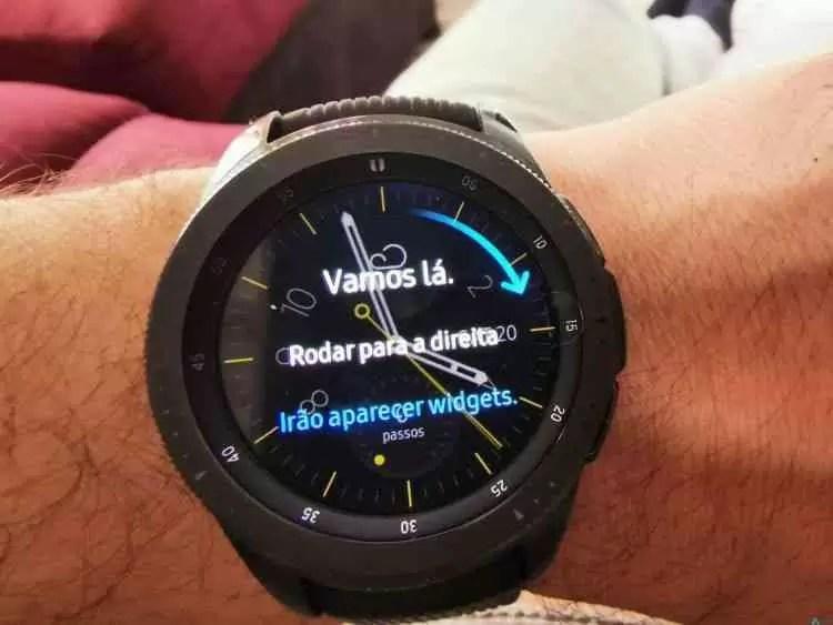 Análise Samsung Galaxy Watch - O Tizen está cada vez melhor 5