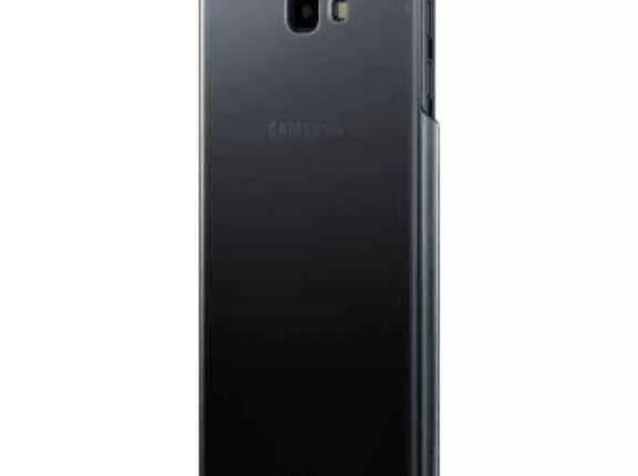 Capas Samsung Galaxy J4 +, J6 + e A7 (2018) com acabamento gradiente em fuga de informação 2