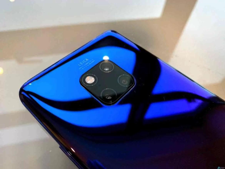 Primeira atualização do Huawei Mate 20 Pro traz melhorias na câmera e na segurança 1