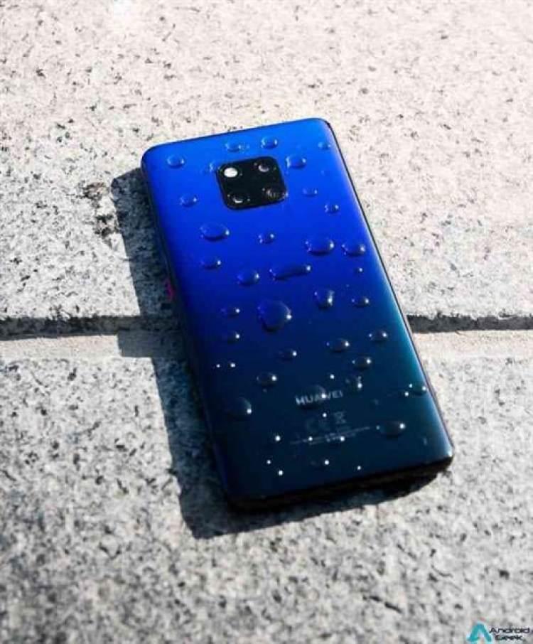 Huawei Mate 20 Pro é o primeiro smartphone da empresa com certificação IP68 1
