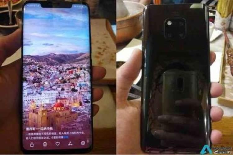 Huawei Mate 20 Pro na cor preta em imagens Hands-on 1
