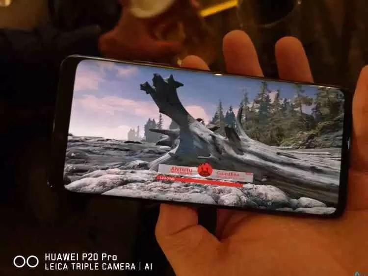 Huawei Mate 20 Pro. Análise preliminar e Primeiras impressões 8