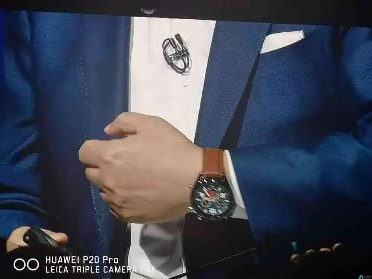 Huawei Watch GT oficialmente apresentado e é impressionante 2