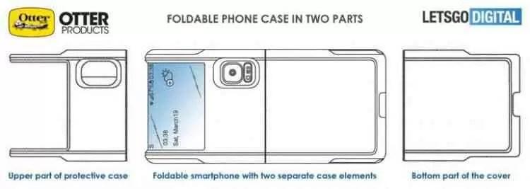 Já há capas para smartphones dobráveis! 4