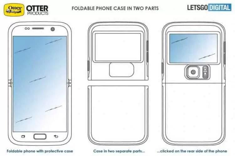 Já há capas para smartphones dobráveis! 10