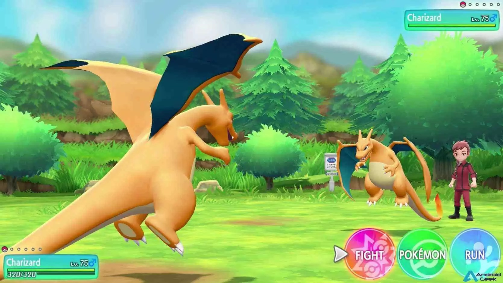 Desafie os Treinadores Master em Pokémon: Let's Go, Pikachu! e Pokémon: Let's Go, Eevee! 1