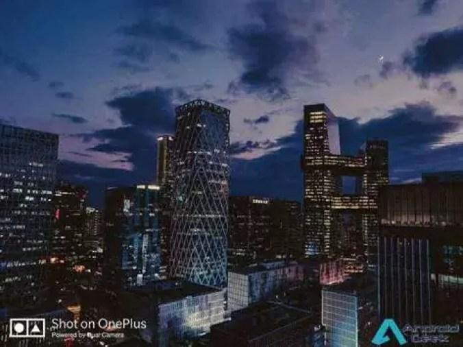 Primeira foto da câmara do OnePlus 6T revelada pelo CEO 1