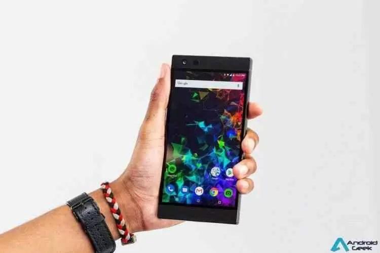 Razer Phone 2 foi lançado oficialmente! 5
