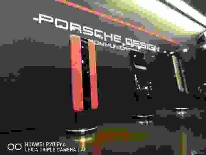 Huawei Mate 20 RS Porsche Design anunciado como edição premium do Mate 20 Pro 1