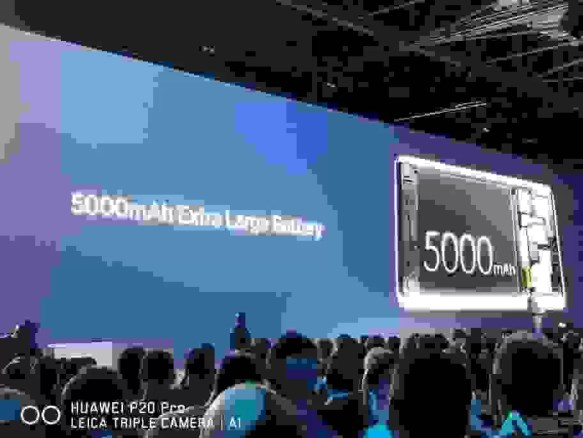 Huawei Mate 20 X É Oficial, enorme e deslumbrante! 1