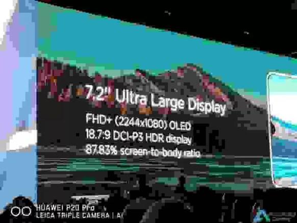 Huawei Mate 20 X É Oficial, enorme e deslumbrante! 2