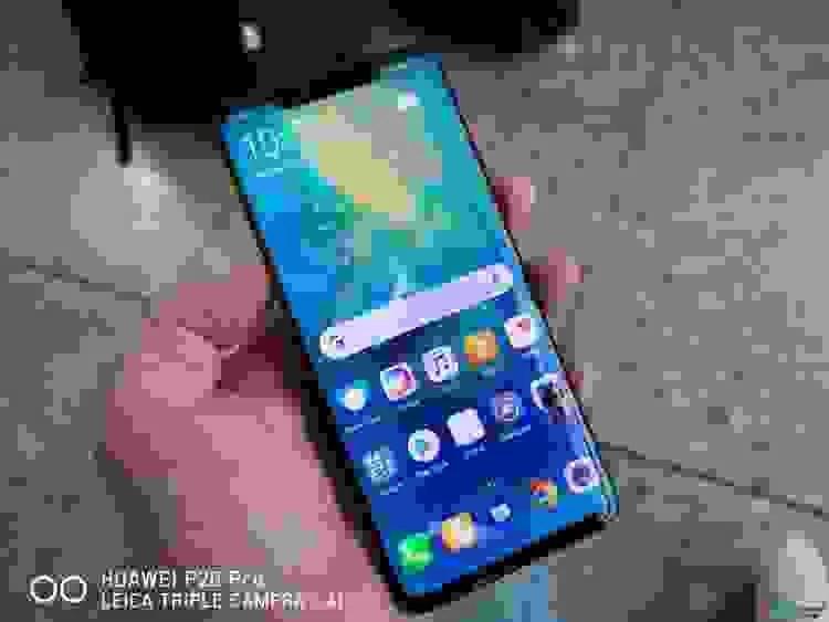 Huawei Mate 20 Pro. Análise preliminar e Primeiras impressões 3