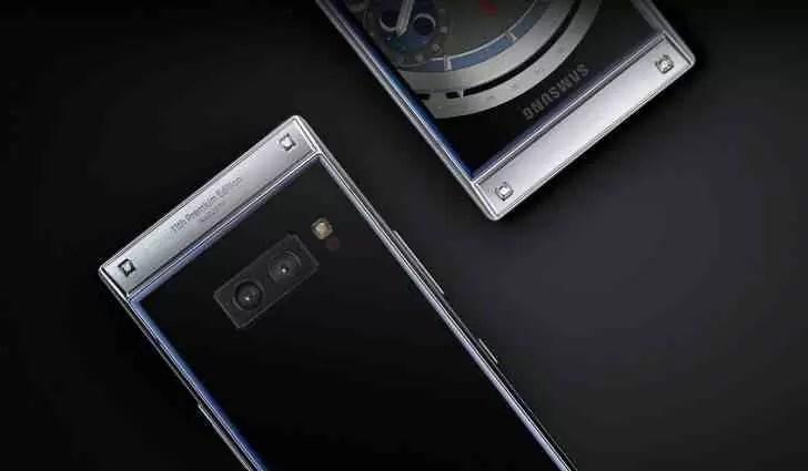 Samsung W2019 é anunciado com dois ecrãs AMOLED 3
