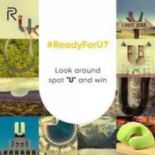 Alguma inspiração para o concurso de fotos #ReadyForU