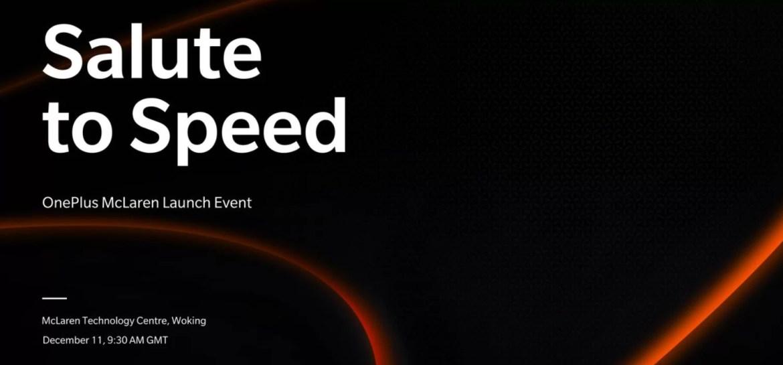 OnePlus 6T evento da edição McLaren