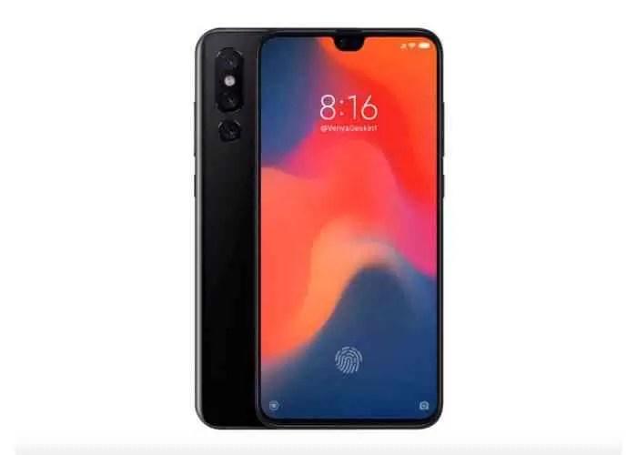Leak Xiaomi: Xiaomi Mi 9 foi revelado 2