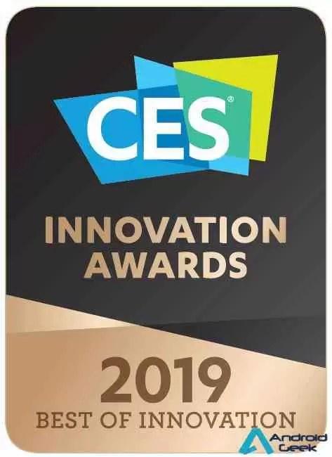 LG distinguida com prémios inovação na CES 2019 1