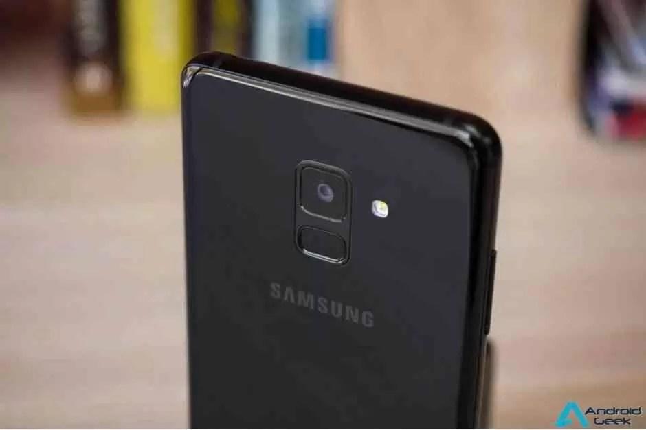 Equipamentos Samsung de média gama usarão scanners de impressão digital ultra-sónicos em 2019 1