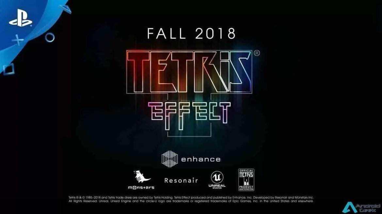 Tetris Effect chega hoje à PlayStation 4 e ao PlayStation VR 1